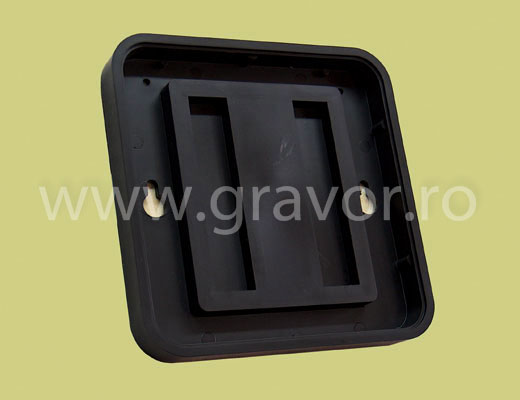 Rama plastic placa 100x100 mm